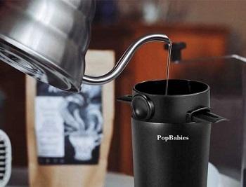 PopBabies Portable Coffee Maker