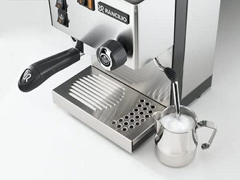 Rancilio Silvia Espresso Machine