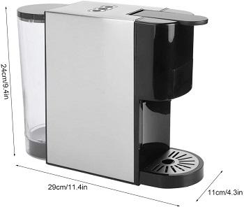 Zerodis K Cup Latte Maker