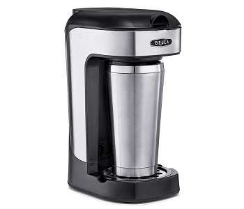 BELLA One Cup Coffee Maker