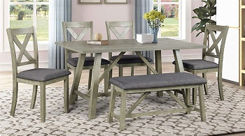 Bellemave Dining Table Set