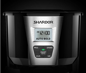 Best 12 Cup Coffee Maker That Keeps Coffee Hot