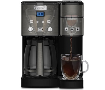 Best 12 Cup K Cup And Pot Coffee Maker