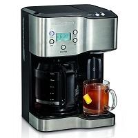 Best 2-Way Coffee Maker With Hot Water Dispenser Rundown