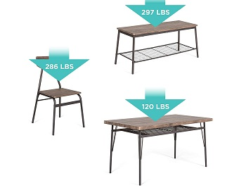Best Choice Products 6-Piece Set