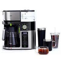Best Cold Brew Coffee Maker With Hot Water Dispenser Rundown