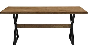 Best Farmhouse 6 Foot Dining Table