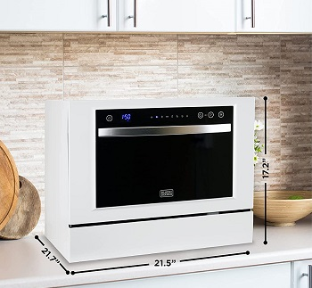 Best Home White Dishwasher