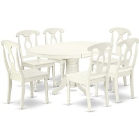 Best Modern Round Dining Table For 6 With Leaf Rundown
