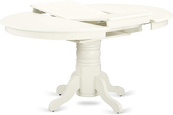 Best Modern Round Dining Table For 6 With Leaf