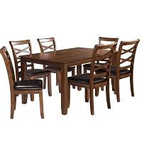 Best Modern Solid Wood Dining Set For 6 Rundown