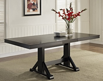 Best Of Best Solid Wood Dining Set For 6