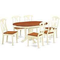 Best Pedestal White Oval Dining Table Set For 6 Rundown