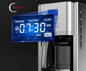 Best Programmable Coffee Maker That Keeps Coffee Hot