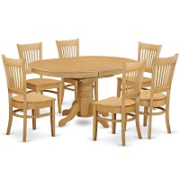 Best Round Farmhouse Dining Table Set For 6 Rundown