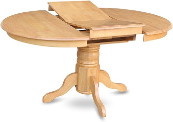 Best Round Farmhouse Dining Table Set For 6