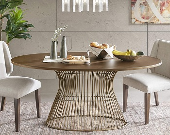 Best Round Small 6 Person Dining Table