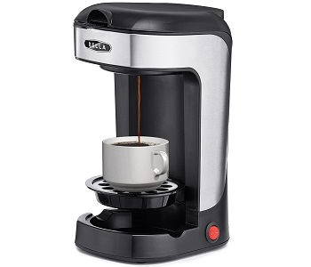 Best Single Cup Coffee Maker With Hot Water Dispenser