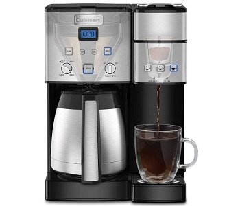 Best Thermal K Cup And Drip Coffee Maker