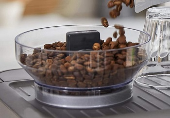 Best With Grinder Coffee Maker With Hot Water Dispenser