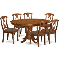Best Wooden Round Dining Table For 6 With Leaf Rundown