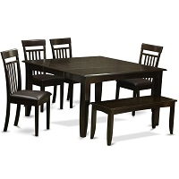 Best Wooden Small 6 Person Dining Table Rundown