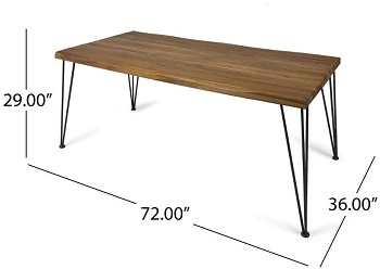 Christopher Knight Home Dining Table