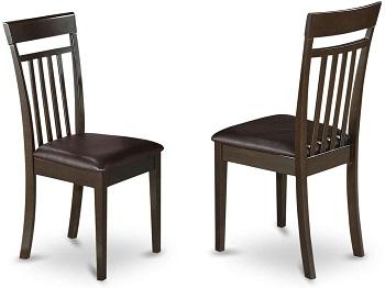 East West Furniture Dinette Set
