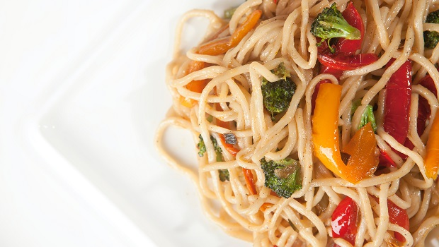 Healthy & Nutritious Snacks Ideal For Late Summer Days - Pasta With Vegetables