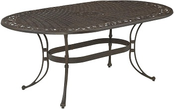 Homestyles Outdoor Dining Table