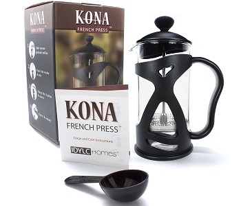KONA Single Serve Coffee Tea Maker