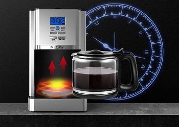 MEOMY Programmable Coffee Maker