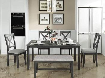 Merax Dining Table Set