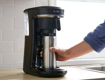 Mr. Coffee Pod Combo Brewer