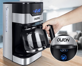 Outon 10 Cup Coffee Maker