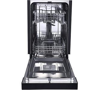 Best 18-Inch Black Dishwasher