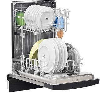 Best 18-Inch Black Stainless Steel Dishwasher