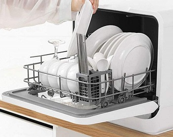 Best Automatic Portable Countertop Dishwasher