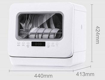 Best Automatic Portable Dishwasher