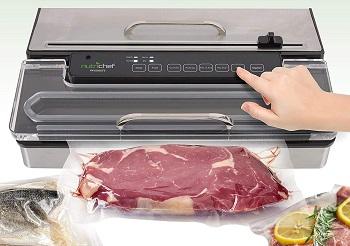Best Big Meat Vacuum Sealer