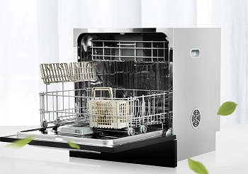 Best Black Countertop Dishwasher