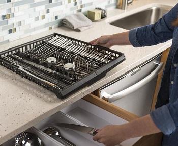 Best Black Stainless Steel 24 Inch Dishwasher