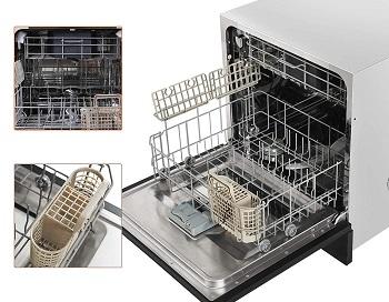 Best Countertop Black Dishwasher