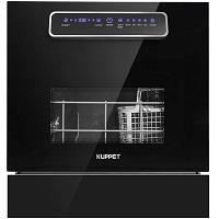 Best Countertop Black Stainless Steel Dishwasher Rundown