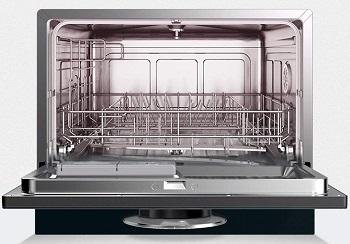 Best Countertop Built-In Dishwasher