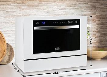 Best Countertop Smart Dishwasher