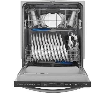 Best Fingerprint Resistant Black Stainless Dishwasher