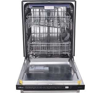 Best For Large Family Dishwasher With 3rd Rack