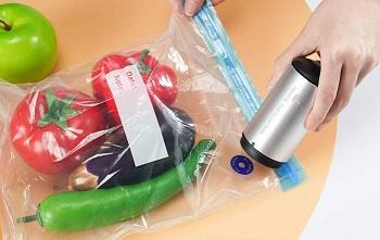 Best Kitchen Vacuum Sealer Handheld Machine