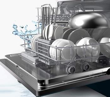 Best Large Tabletop Dishwasher